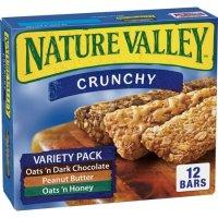 Nature Valley 燕麦能量棒 12包