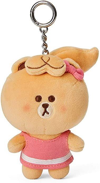 丘可熊 mini系列钥匙链