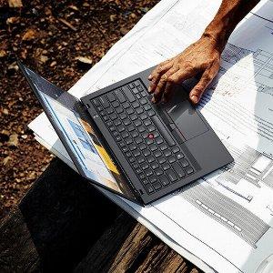新低优惠 8.5折 T480低至$891超新款 ThinkPad 搭载八代 Intel CPU 高性能商务笔记本
