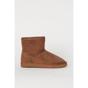 H&M雪地靴