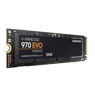 Samsung 970 EVO 500GB NVMe PCIe M.2 2280 SSD