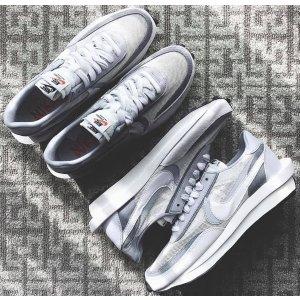 Nike妹子买小号Nike LDWAFFLE