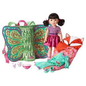 American GirlGirl WellieWishers, Emerson Doll & Accessories Set