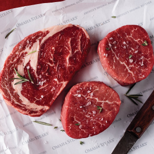 Starts at $24.99Omaha Steaks Popular Steak Products on Sale