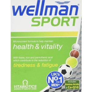 Vitabiotics运动补充剂- 30片