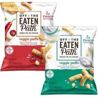 Off The Eaten Path 蔬菜脆片 1.25oz 两口味混合装 16包