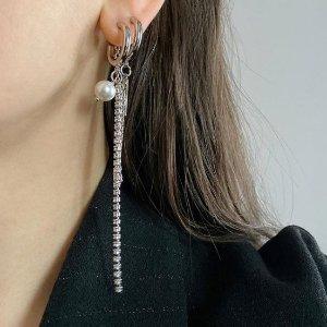低至7折 娜娜同款钻石choker仅€86上新:Justine Clenquet 法国小众潮牌首饰 SSENSE独家款上线!