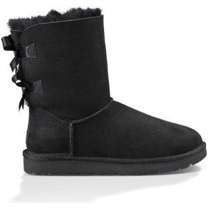 UGGBailey Bow II 蝴蝶结雪地靴