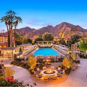 低至6折,每晚$179起加州米拉蒙特 豪华棕榈泉度假村 每天送价值$75积分 可全额退款