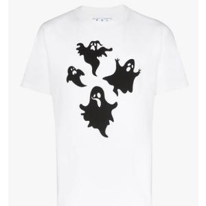 黑白两色可选 €250拿下OFF-WHITE 最新Ghost短袖上市 幽灵鬼怪图案备受热议