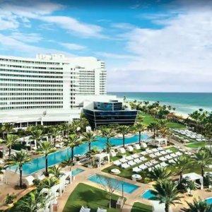 低至6.6折Expedia 迈阿密季末酒店大促,沙滩海边度假,趁好价预订