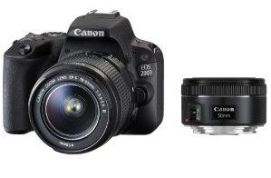 £469(原价£799)CANON EOS 200D 单反相机超划算购