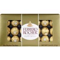 Ferrero Rocher 榛仁巧克力球 18颗装