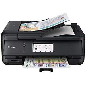 支持AirPrint $69.99 (原价$199.99)Canon 佳能PIXMA TR8520 无线多合一彩色喷墨打印机