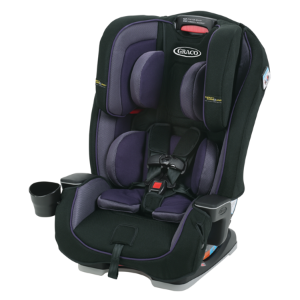 Graco Milestone 3-in-1 Convertible Car Seat featuring Safety Surround, Wynnona