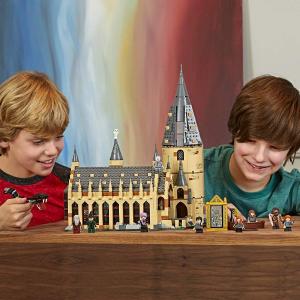 $102.98(原价$129.99)LEGO 乐高 哈利·波特系列  霍格沃茨大礼堂75954