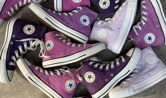 Converse 香芋紫粉专场 3折起Converse 香芋紫粉专场 3折起