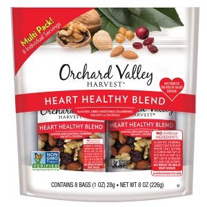 $5.98 Orchard Valley Harvest Heart Healthy Blend Multi Pack
