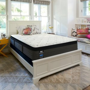 低至5.6折 $519收QueenSealy 美姿系列回弹记忆棉弹簧床垫大促