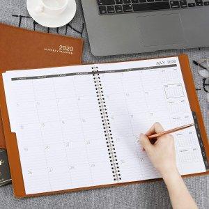 Frasukis 2020 Monthly Planner