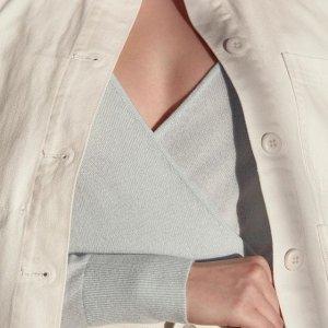 $50起 收基础款Everlane 精选针织衫、羊绒衫热卖 舒适内搭首选