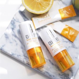 Extended: Dealmoon Exclusive Get 25% offwith Clinique Fresh Pressed™ Products Purchase  + A Free 7-Piece Gift With $65 AND Choose a Free Full-size Best Seller With $75  @ Clinique