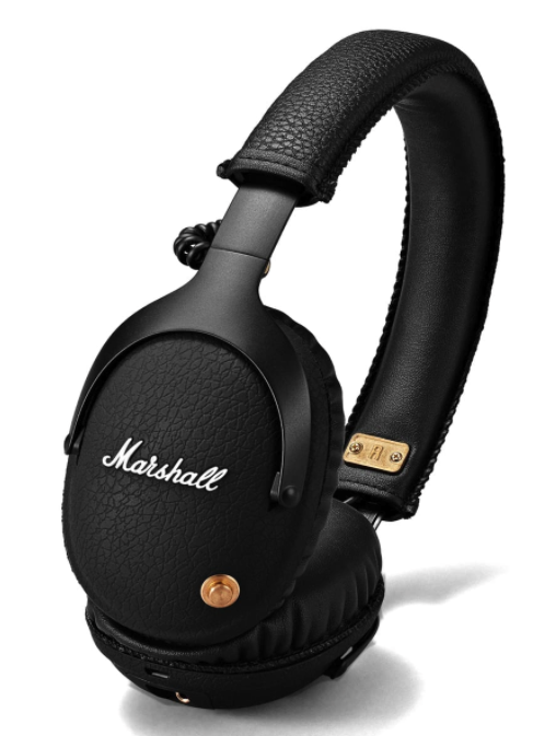 MARSHALL 蓝牙无线 摇滚 耳机 支持aptX