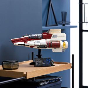 $220.1包邮(原价$259)LEGO 星战A翼星际战斗机75275 收藏系列 1,673块超酷拼搭