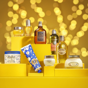Today Only: To win L'Occitane order for FreePlace an order Today @ L'Occitane