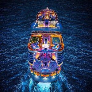 $209起 + 儿童免费 + 第二人半价4晚基维斯特+巴哈马 皇家加勒比邮轮11月日期 赠高达$1700船上消费