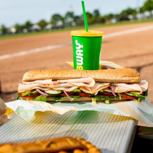 Buy 2 for $5 EachSubway Footlong Sandwiches Limited Time Offer