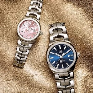 Free $25 gift card for every $100 purchaseSelect TAG Heuer Watches