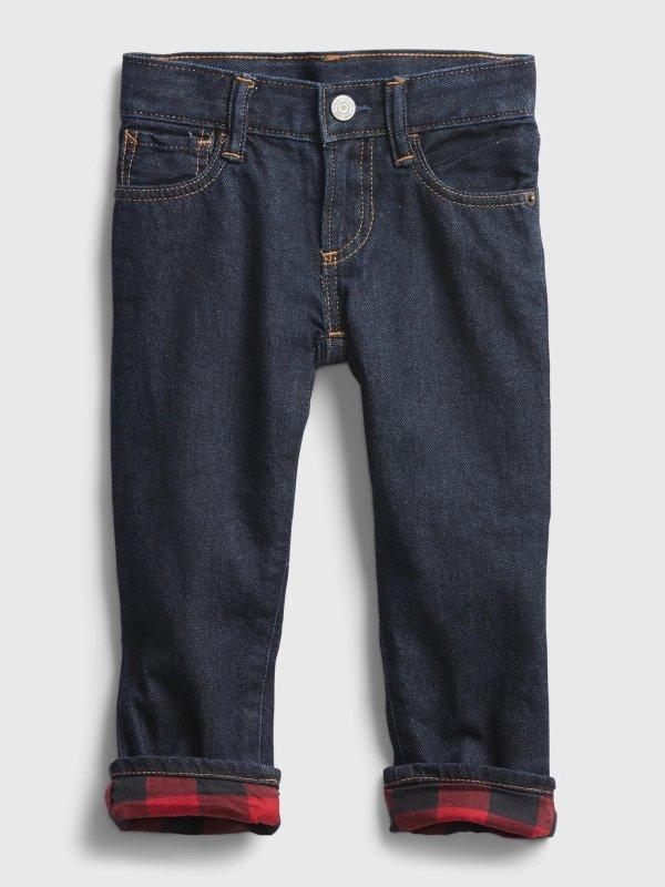 婴儿、小童牛仔裤