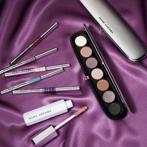 满额赠3件套Marc Jacobs Beauty全场美妆热卖 收眼线笔 化妆刷