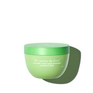 Briogeoavocado + kiwi mega moisture superfood mask