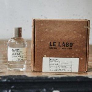 """这是一只""""没有味道""""的香水新品上市:Le Labo 推出 Baie 19 一款「沒有味道的香水」,低调却让人无法自拔"""