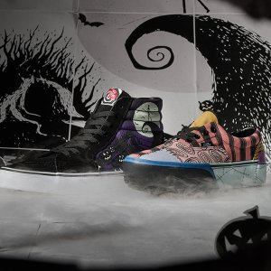 Start from $19.9Vans x The Nightmare Before Christmas Shoes Sale