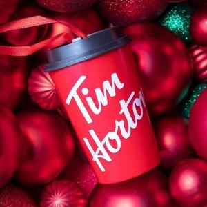 9月29日当天有效Tim Hortons 2020全国咖啡日免费喝咖啡啦 明早咖啡Tim请客