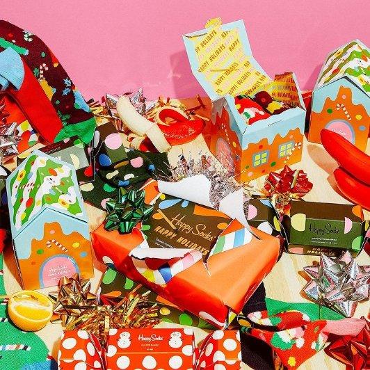 Happy Socks 圣诞专场Happy Socks 圣诞专场