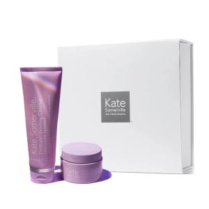 限时5.4折+送礼史低价:Kate Somerville 舒缓修护安心霜+洁面套装 镇静泛红