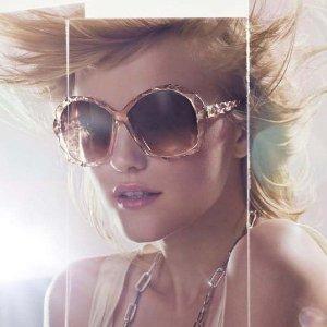 额外8折 Gucci $7210周年独家:Luxomo 特价区墨镜折上折促销