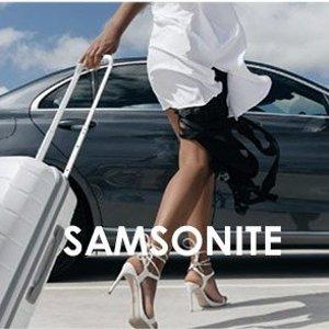 低至2折 $55就能入限今天:Samsonite 新秀丽、SWISSGEAR 等品牌行李箱热卖