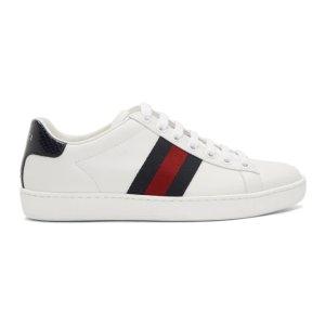 Gucci小白鞋