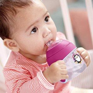 低至6.7折 $7.98起Avent 新安怡 小企鹅儿童水杯 宝宝学饮杯 2个装 多色可选
