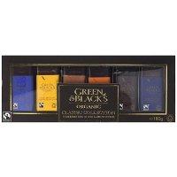 Green & Black's 混合口味迷你包装巧克力 2盒装
