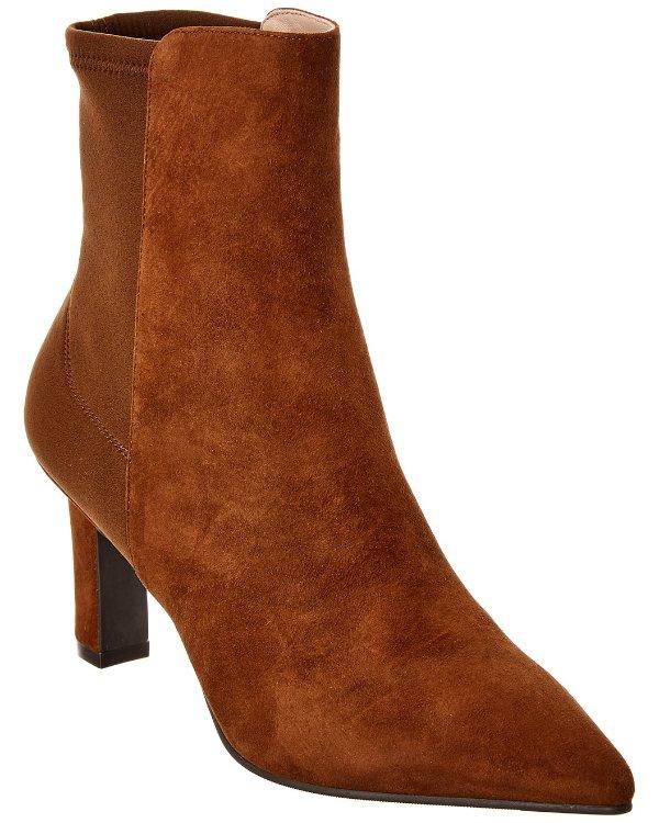Lauri 75 麂皮踝靴