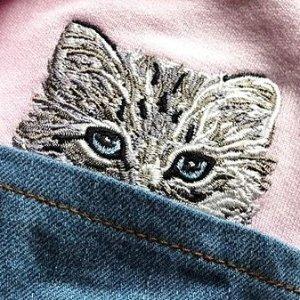 独家:Paul & Joe SISTER 全场服饰、配饰热卖 收激萌口袋猫
