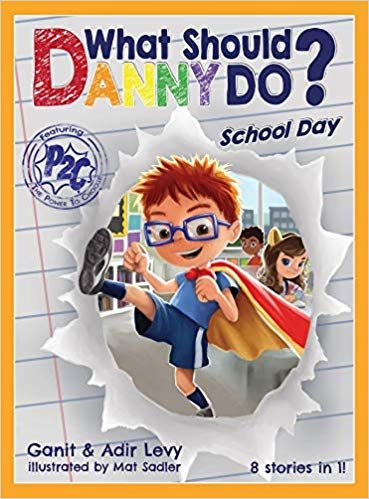 童书 What Should Danny Do? School Day (The Power to Choose Series)
