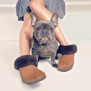 靴8.5折+凉鞋8折FITFLOP 行走的健身房 春秋冬季靴+夏季厚底凉鞋