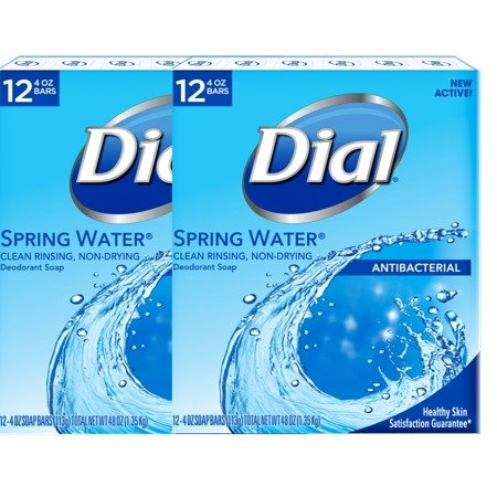 Dial 抑菌香皂12块 x 2盒